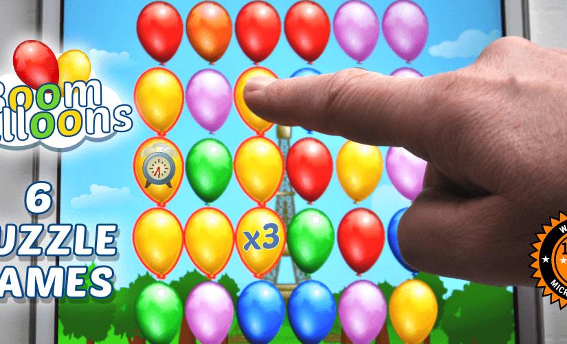 Boom Balloons