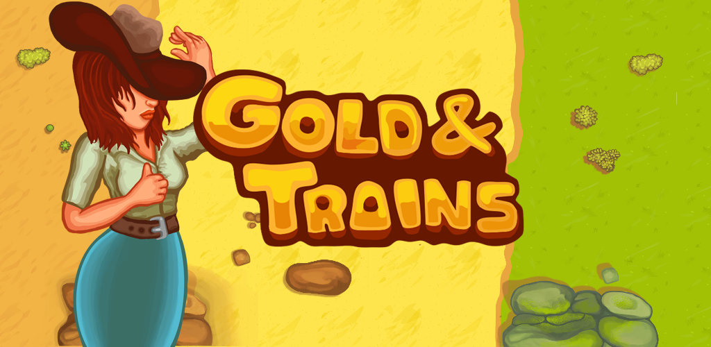 Gold & Trains - puzzle & strategy